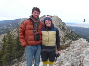 Andrew Eberly & Bridget Bradshaw